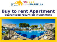 apartments, 2 floors, Marbella, Costa de Sol, Malaga
