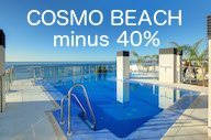 Estepona - Cosmo Beach - Beach side Apartments