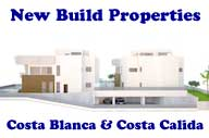 New Build, Property, Costa Blanca, Off plan,