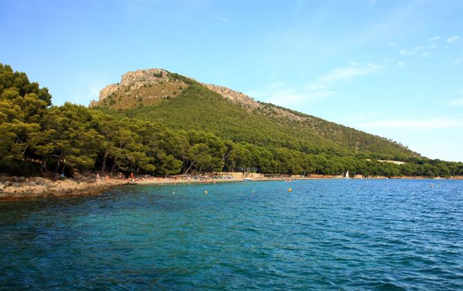 Mallorca - If you want stunning scenery, Formentor is the ideal place in Spain
