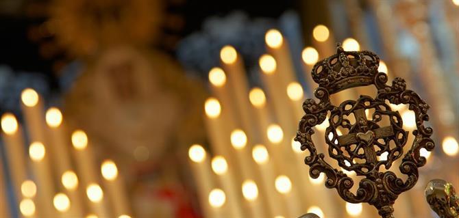 Easter Monday - Lunes Santo, Malaga