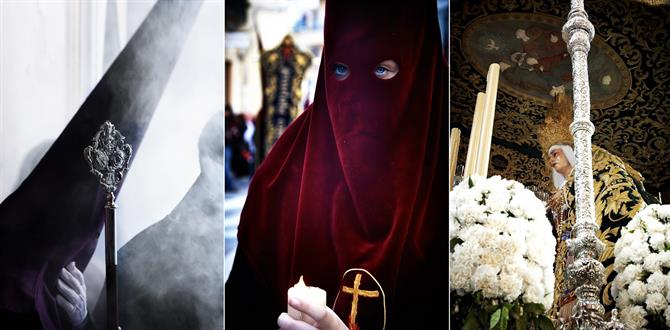 Good Friday - Viernes Santo, Malaga, Spain