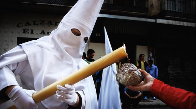 Some tips and recommendations during Semana Santa, Malaga, Spain