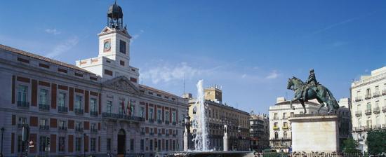 The spanish government rebuild the spanish future spain for Correo comunidad de madrid