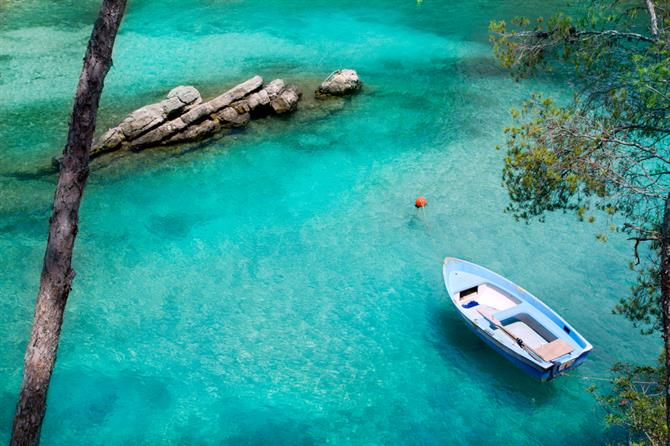 Mallorca is the most popular of all the Spanish Mediterranean islands.